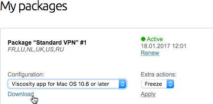 pkg-config mac os x 10.8